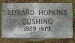 Glenwood Cemetery, E.H. Cushing