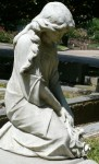 Iconography: Cally Lily, Glenwood Cemetery