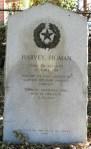 Founders' Memorial, Harvey Homan