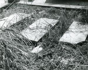 Old 1840 City Cemetery, Super Family Plot 1950s