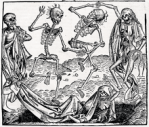 Symbols of the Black Plague