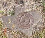 De Zavala Cemetery: Citizen of Republic Marker