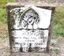 De Zavala Cemetery