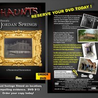Haunts of Historic Jordan Springs
