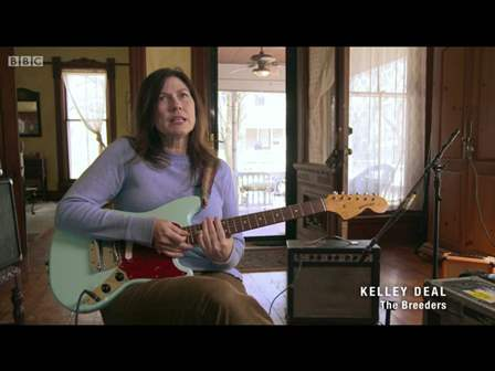 Kelley Deal on the BBC