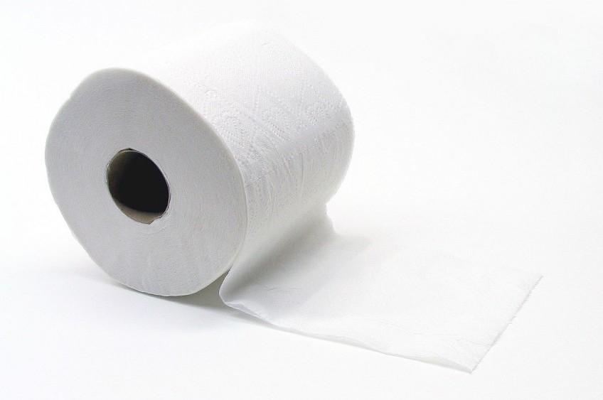 Rol wc-papier of toiletpapier