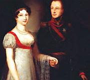 Huwelijk Willem II en Anna Paulowna (1816)