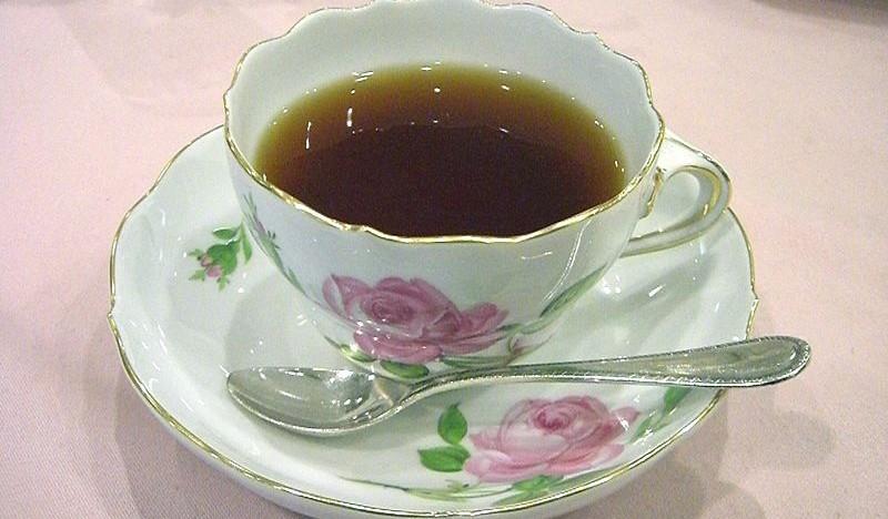 Kopje thee - cc
