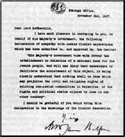 'Balfour-declaration'