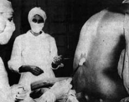 Het experiment in Tuskegee
