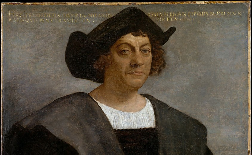 Christoffel Columbus (1451-1506) - 'Ontdekker' van Amerika
