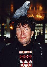 Herman Brood in december 2000 (foto: Sander Lamme)