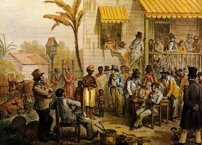 Slavernij - Suriname & Curaçao