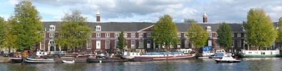 Hermitage in Amsterdam geopend voor het publiek