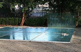 Monument in het Wertheimpark