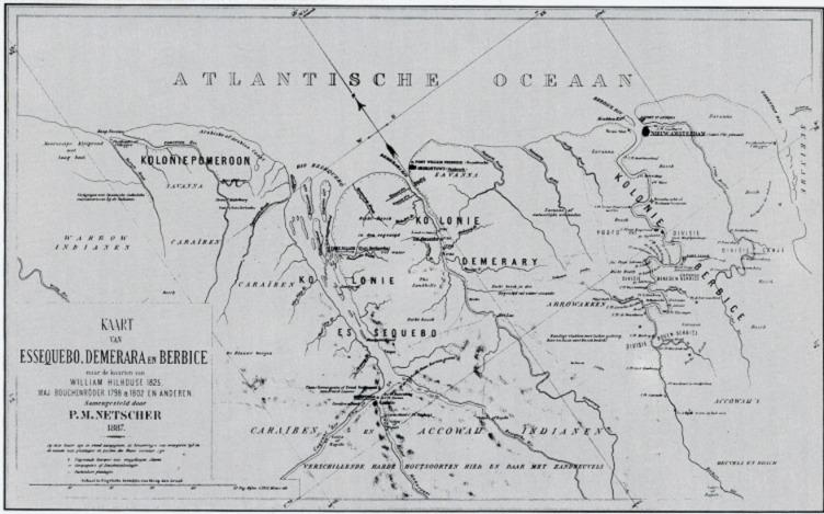 De kolonie Berbice