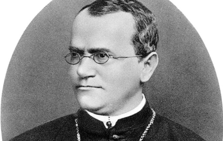 Gregor Mendel (1822-1884) - 'Vader van de genetica'