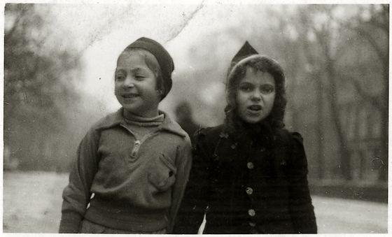 Sylvia Basch, 16-9-1933 – Privécollectie mevr. E. Raterink