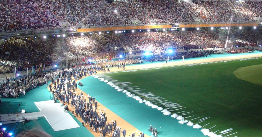Openingsceremonie van de Paralympische Spelen van 2004 - cc