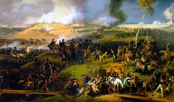 Slag bij Borodino, 1812
