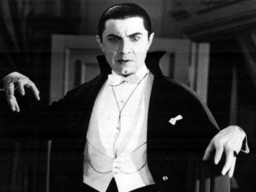 Bela Lugosi als Dracula (1931)