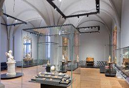 Zaal achttiende eeuw in het Rijksmuseum