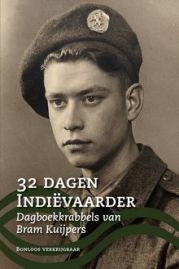 32 dagen Indiëvaarder - A.H. Kuijpers