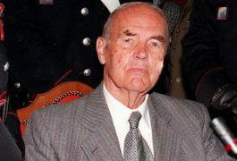 Erich Priebke - Foto: Wiki