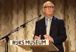 Ian Buruma tijdens de geschiedenisnacht