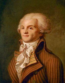 Maximilien-Marie-Isidore de Robespierre (1758-1794)