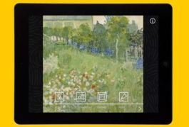 Touch Van Gogh - What paintings can reveal