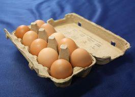 Eieren in een doos - Foto: CC / Silver Spoon