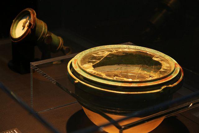 Spullen die uit het wrak van de Titanic zijn opgedoken – Foto: Amsterdam Expo