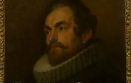 Detail van het ontdekte schilderij van Antoon van Dyck - Still YouTube