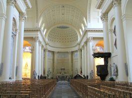 St-Jacob op de Coudenberg, interieur