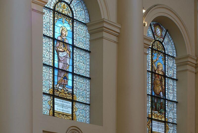 St-Jacob op de Coudenberg, interieur - Foto: CC