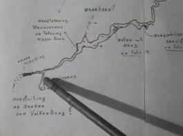 1 april, grot ontdekt in Klimmen