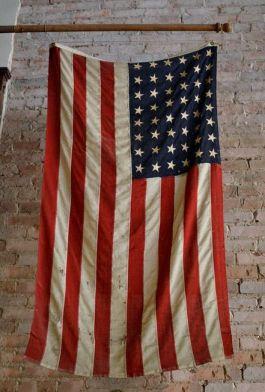 Amerikaanse vlag - Foto: stock.xchng