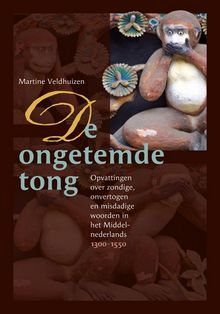 De ongetemde tong - Martine Veldhuizen