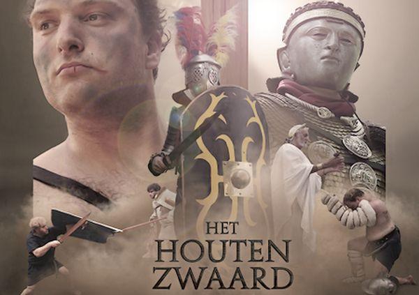 Het Houten Zwaard - Een Bataafse gladiator-in-opleiding