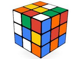 Google viert verjaardag Rubiks kubus