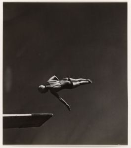 John Gutmann, Class, Olympic High Diving Champion, San Francisco, 1936 | Purchased with the support of Baker & McKenzie Amsterdam N.V.