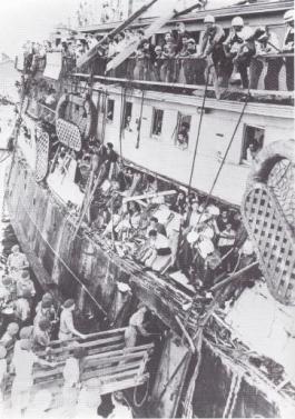 Aanhoudend antisemitisch geweld lokte na de oorlog de vlucht van de overgebleven Joden uit Oost-Europa uit. Berucht werd de evacuatie met de 'Exodus 47'; een krakkemikkig schip met bestemming Palestina, dat echter door de Britten werd onderschept.
