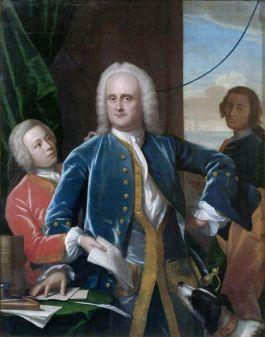 Jan Albert Sichterman (Philip van Dijk - Groninger Museum)