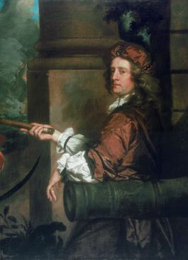 Sir Robert Holmes (Peter Lely, detail)