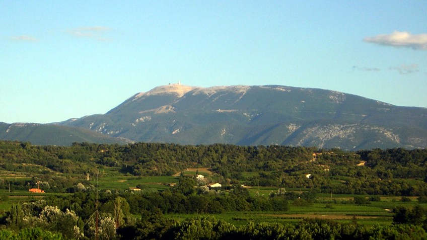 Mont Ventoux - cc