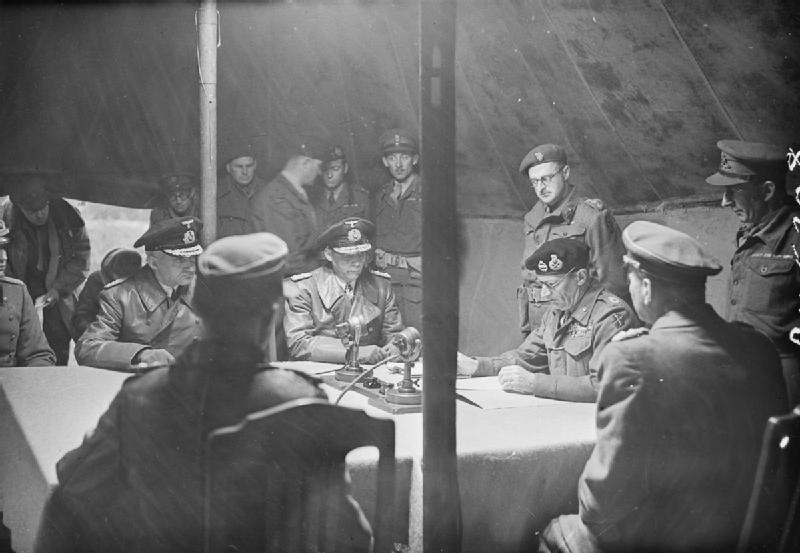 Capitulatie in Wageningen in mei 1945 is geschiedvervalsing