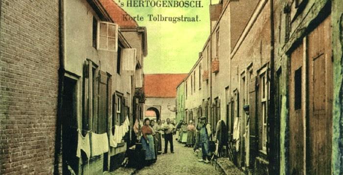 (collectie Stadsarchief 's-Hertogenbosch, nr. 0032629)