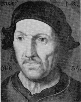 Portret Jeroen Bosch, de duivelskunstenaar