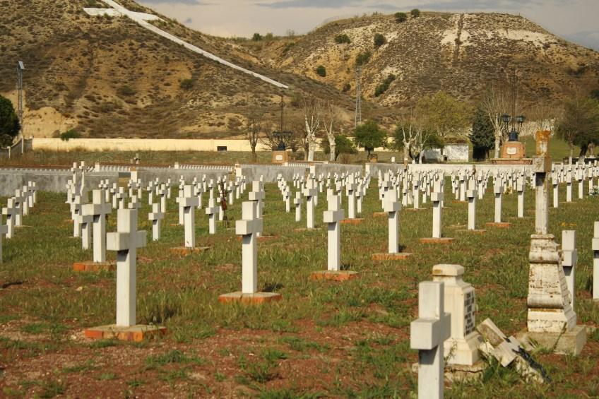 Begraafplaats martelaren Paracuellos Bron: cc/Contando Estrelas